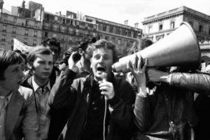Diputado aleman del mayo del 68