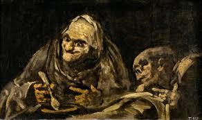 Los fantasmas de Goya.